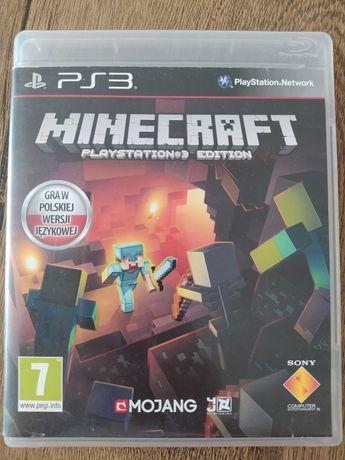 Minecraft na PlayStation 3