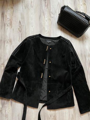 Курточка из натуральной замши