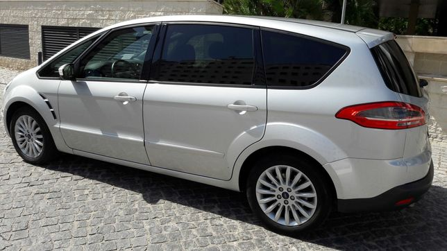 Ford S Max monovulume
