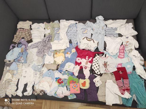 Ubranka niemowlęce od 56