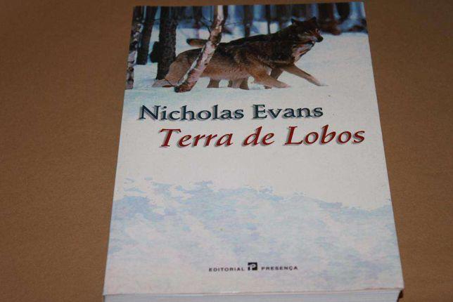 Terra de Lobos de Nicholas Evans
