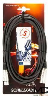 Kabel mikrofonowy Schulz MOD 5 5M
