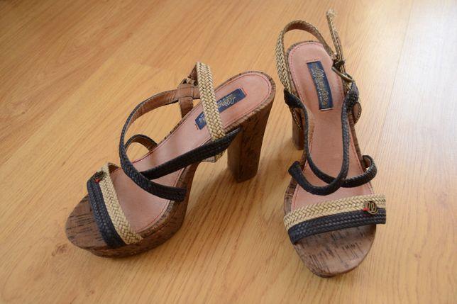 Sapatos de salto alto Wrangler