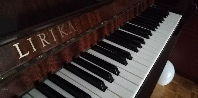 Pianino Lirika - parter