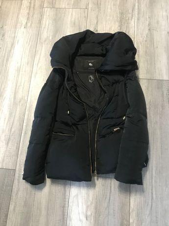 Zara kurtka puchowa