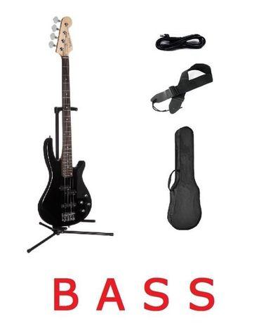 Gitara basowa - super jakość i barwa - sklep Kabaty
