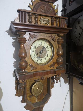 Zegary wiszące stare