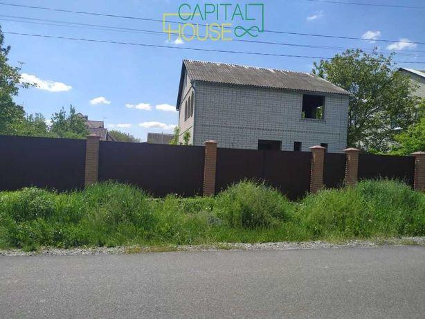 Продажа Дома 200кв.м.+участок 10сот.с. Гора, Чубинское, Бориспольский