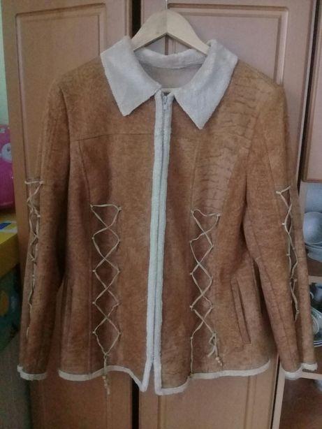 Дублянка дубльонка. Куртка курточка осінь весна