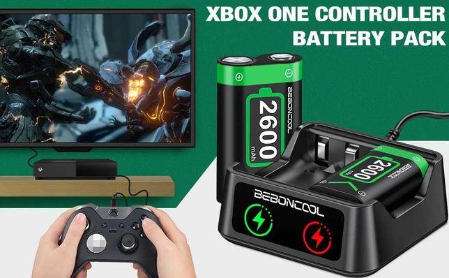 Baterias recarregáveis Comando xbox one/one s/one x/one elite/series x