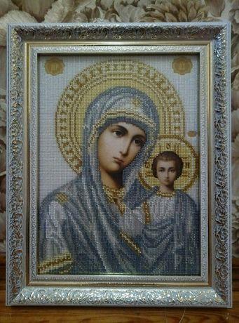 Ікони Казанської Божої матері та Спасителя