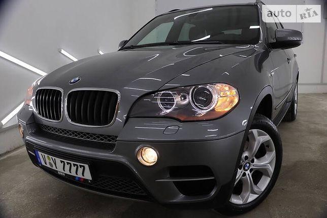 BMW X5 x-drive new automobile