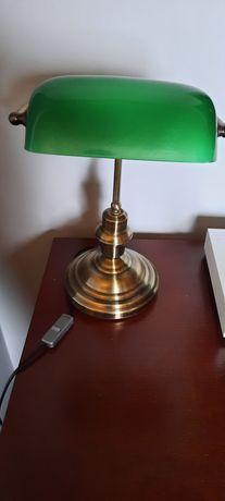 Lampa biurkowa  - bankierka