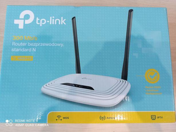 Router bezprzewodowy standard N
