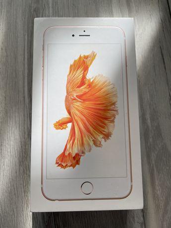 iPhone 6 s plus 32 GB rose gold