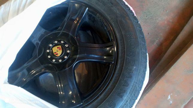 R18 Комплект колёс в сборе Porsche Cayenne