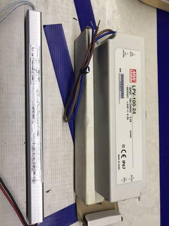 Блок питания для светодиодной ленты, трансформатор.