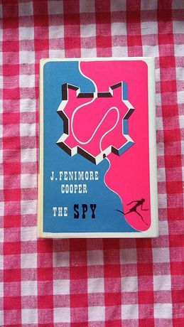 The Spy by J.Fenimore Cooper