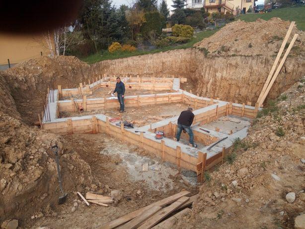 Budowa domów od A do Z! Firma Budowlana,Usługi ogólnobudowlane!