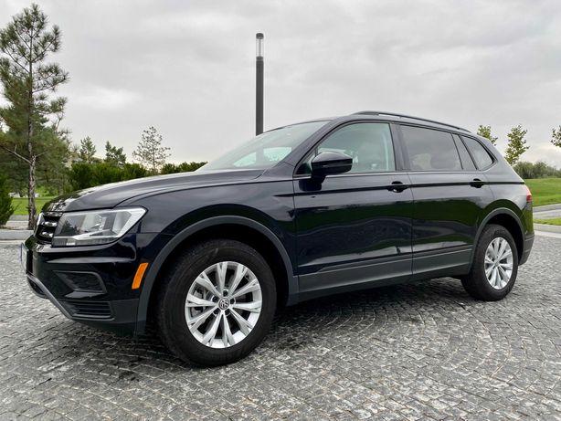 Volkswagen Tiguan 2019  семиместный