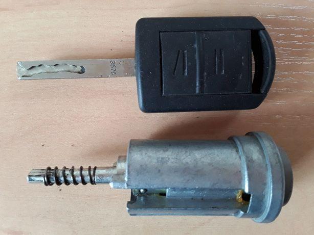 Stacyjka kluczyk Meriva corsa Opel
