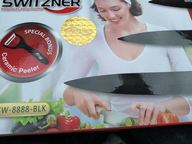 Noże zestaw nowe