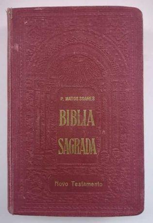 Bíblia Sagrada - Novo Testamento (Pe. Matos Soares)