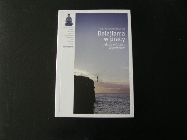 Dalajlama w pracy -- Claudia Dornieden / dr Stefan RieB