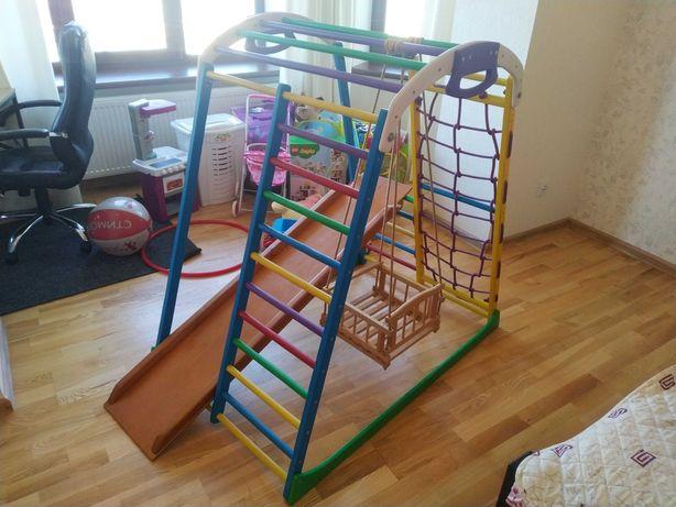 Детский игровой комплекс для квартиры