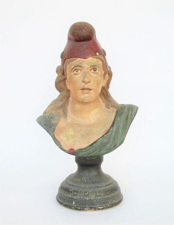Antigo busto da República Portuguesa
