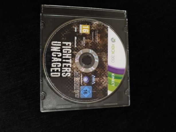 Fighter Uncaged kinect X360