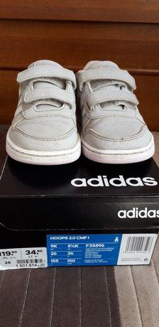 Buty dziecięce marki Adidas