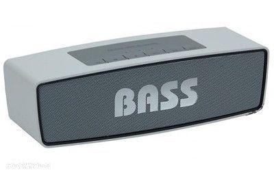 PRZENOŚNY GŁOŚNIK BEZPRZEWODOWY BLUETOOTH MP3 SD
