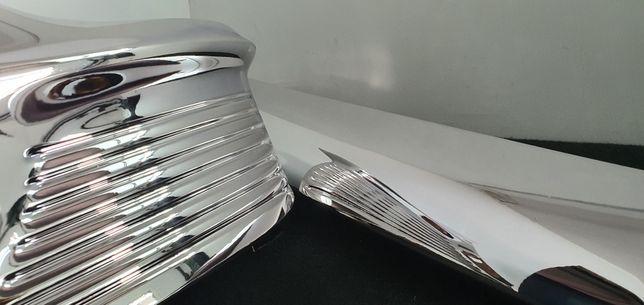 Chromowanie natryskowe srebrzenie regeneracja odbłyśników