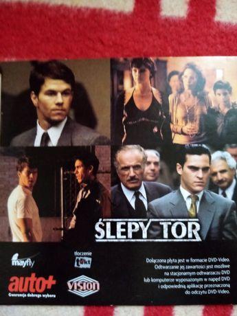 Sprzedam oryginalny Film na DVD Ślepy Tor w gwiazdorskiej obsadzie