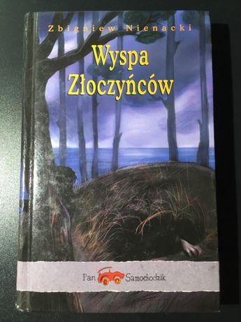 Książka Pan Samochodzik Wyspa Złoczyńców
