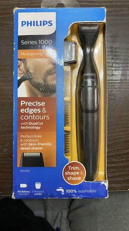Триммер Philips series 1000 multigroom