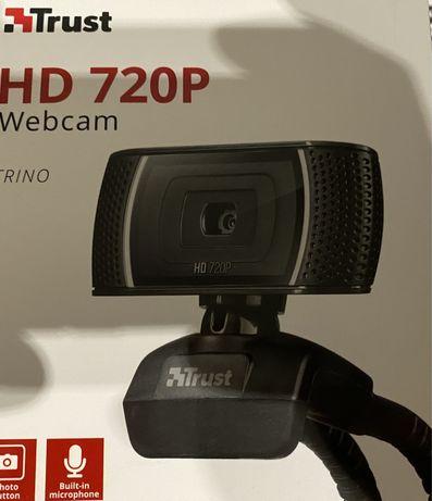 Kamera TRUST Trino HD 720p