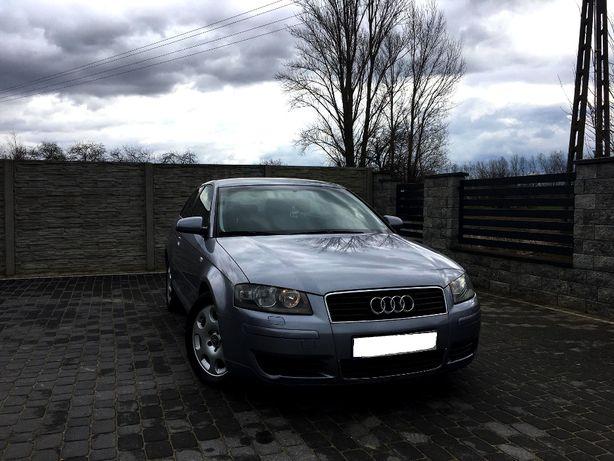 Audi A3 2,0 Benzyna* Serwis* Zadbany* Zamiana*Manual///