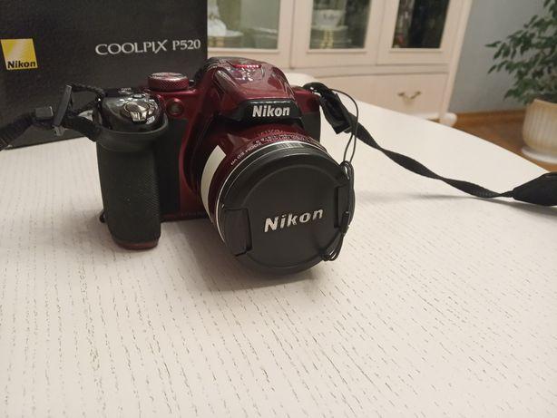 Фотоапар Nikon Coolpix p520