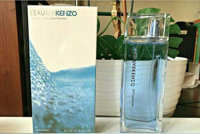 Новый! Kenzo L'Eau Par Kenzo Pour Homme , Кензо мужской  100 мл