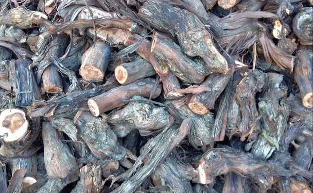 Дрова по пиленые корни стволы виноградные Доставка СКИДКИ