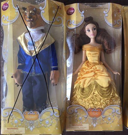 Disney store PIĘKNA I BESTIA bella 30 cm lalka oryginał kolekcja nowa