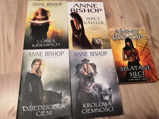 Anne Bishop seria Czarne Kamienie