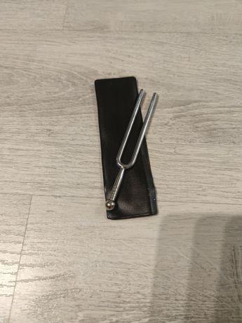Kamerton widełkowy diapazon do strojenia instrumentów ze słuchu a440