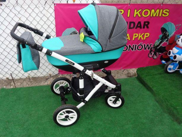 Nowy wózek Melody, MONDAR Rampa PKP, Sklep-Komis