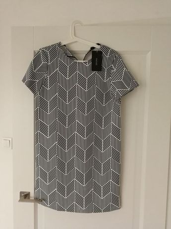Nowa sukienka tunika Zara S 36 38