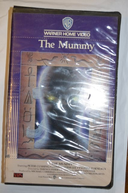 The Mummy - VHS