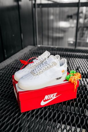 Buty Nike Air Force x Off-White