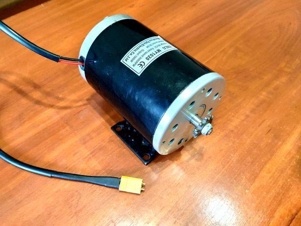 Электродвигатель постоянного тока 35,6А 1000W 3000обр  новый
